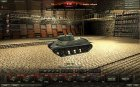 Премиум ангар WoT for World of Tanks left view