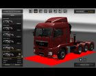 MAN TGS for Euro Truck Simulator 2 left view