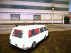 РАФ 2203 for GTA Vice City left view