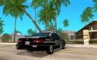 Полицейская машина для GTA San Andreas вид сверху