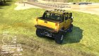 Hummer H2 SUT for Spintires DEMO 2013 top view