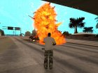 Project Overhaul - Particles and Effects Final для GTA San Andreas вид справа