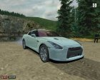 Nissan Skyline R35 2009 для Mafia: The City of Lost Heaven вид слева