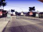 Ворота в Гроув-Стрит для GTA San Andreas вид слева