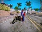 Александр Тонков for GTA San Andreas side view