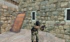 TACTICAL GLOCK ON VALVE'S ANIMATION для Counter-Strike 1.6 вид сверху