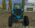 МТЗ 80 for Farming Simulator 2013 top view
