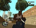 Пак удобного оружия for GTA San Andreas left view