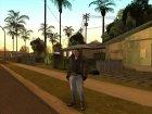 Арнольд Шварценеггер для GTA San Andreas вид сзади слева