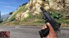 Desert Eagle (Black) для GTA 5