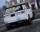 2016 Range Rover Sport SVR  v1.2 for GTA 5 back view