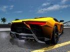 W-Motors Fenyr Supersport for GTA San Andreas inside view