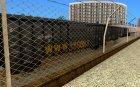 Крытый вагон for GTA San Andreas left view
