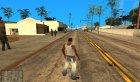 GTA V текстуры for GTA San Andreas rear-left view