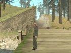 Генерал для GTA San Andreas вид сзади слева