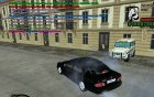 Пак машин для CRMP для GTA San Andreas вид сбоку