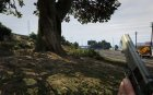 Разоружение for GTA 5 left view