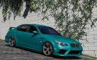 BMW M5 E60 v1.1 for GTA 5 top view