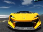 W-Motors Fenyr Supersport for GTA San Andreas left view