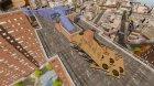 Bike Challenge track + Huge Ramp для GTA 4 вид сверху