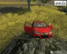 VW Golf Gti v1.0 Red for Farming Simulator 2013