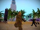 Униформа снайпера РФ из WarFace for GTA San Andreas left view
