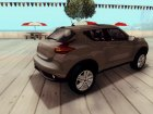 Nissan Juke for GTA San Andreas inside view