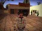 Очки авиаторы v.2 for GTA San Andreas left view