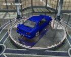 Nissan Skyline R34 for Mafia: The City of Lost Heaven rear-left view