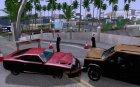 Аварии на дорогах для GTA San Andreas вид сбоку