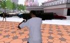 Bazooka для GTA San Andreas вид слева