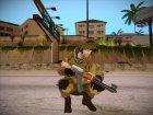 Униформа штурмовика РФ из WarFace for GTA San Andreas top view