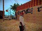 Шлем из GTA IV for GTA San Andreas left view