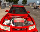 Mitsubishi Lancer EVO 6 LE для Mafia: The City of Lost Heaven вид сбоку