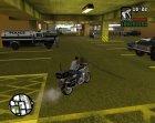 Пак улучшенной полиции для GTA San Andreas вид сзади