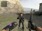 Рандомные скины игроков для Counter-Strike Source вид сзади