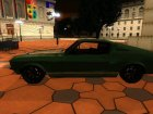Ford Mustang GT fnf 3 для GTA San Andreas вид сзади слева