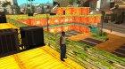 Motel Jefferson в ярких и тёплых тонах для GTA San Andreas вид сбоку