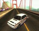 Lancia Delta HF Integrale for GTA San Andreas left view