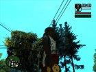 Пак русского оружия for GTA San Andreas side view