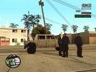 Современная армия v2.0 для GTA San Andreas вид сбоку