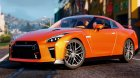 2017 Nissan GTR Tuneable for GTA 5 right view