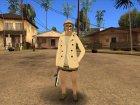 Female Ivan Forever GTA Online для GTA San Andreas вид слева