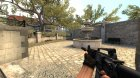 de_overpass_csgo для Counter-Strike Source вид сзади