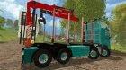 Volvo 750 Лесовоз for Farming Simulator 2015 right view