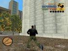 Newtownhall R-TXD для GTA 3 вид изнутри
