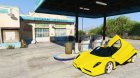 Ferrari Enzo 5.0 for GTA 5 side view