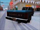 Bobcat D-6 для GTA San Andreas вид слева