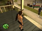 Skin Lara Croft Tomb Raider 9 для GTA San Andreas вид сверху