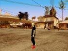 Men Swag для GTA San Andreas вид сверху